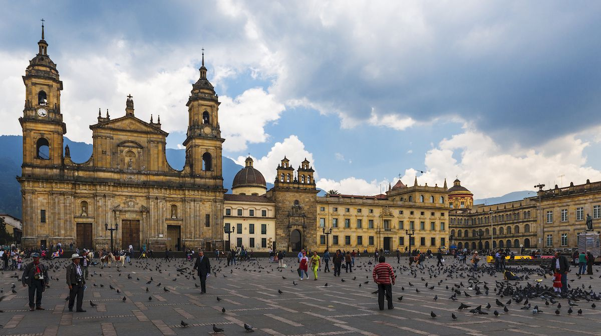 Bogota Cathedrale