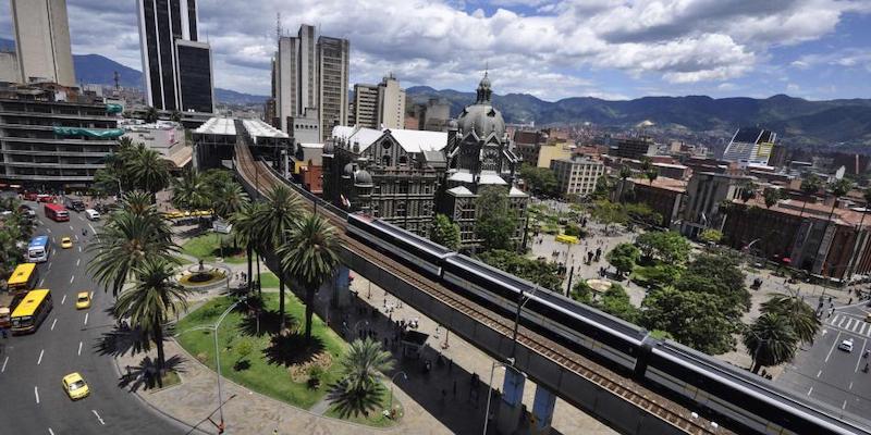 Le Metro De Medellin