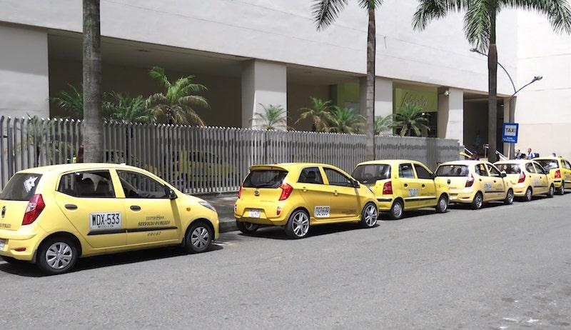 Taxi Aeroport Medellin 1