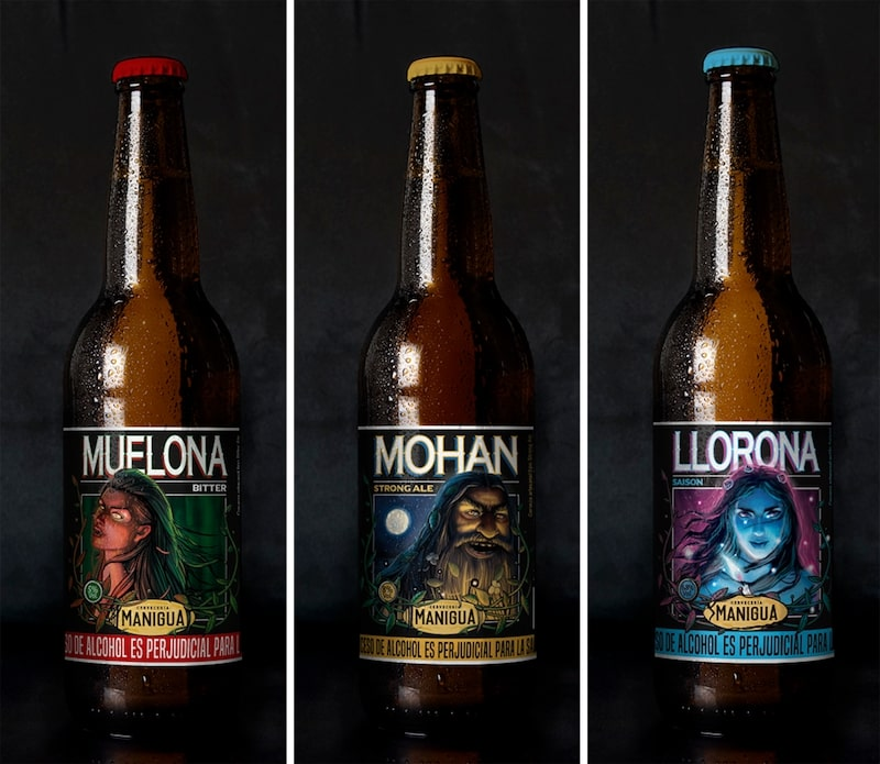Biere Manigua Mohan Strong Ale