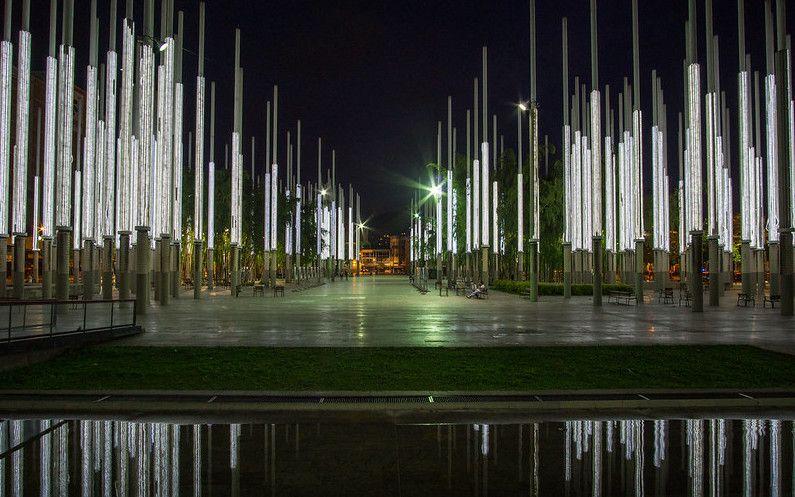 Parque De Las Luces Medellin