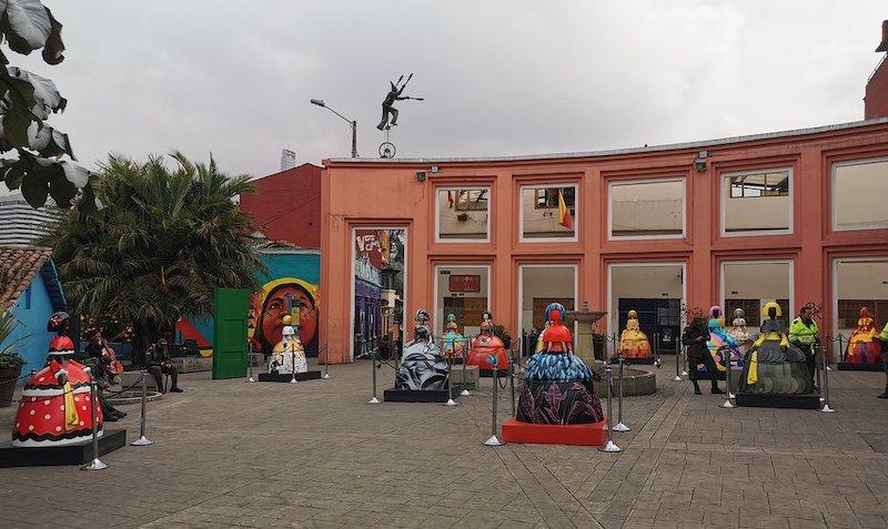 Place Du Chorro De Quevedo