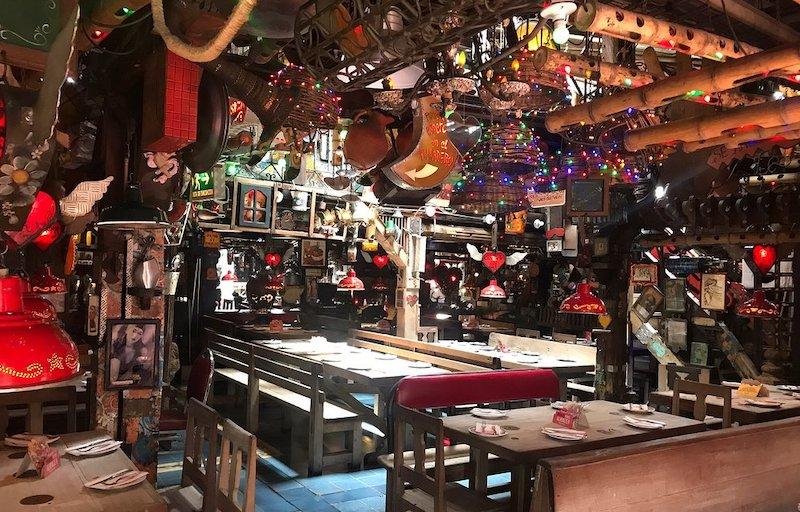 Restaurant Andres Carnes De Res Bogota