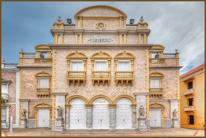 Teatro Heredia Carthagene