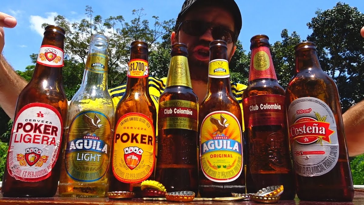 Bieres Colombie