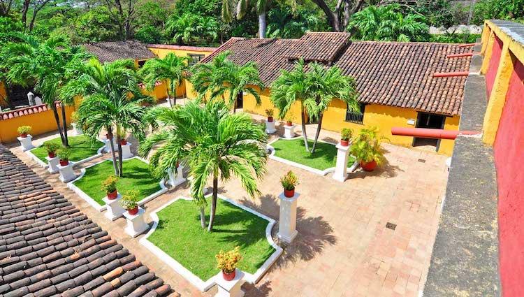 Quinta De San Pedro Aleandrino Santa Marta
