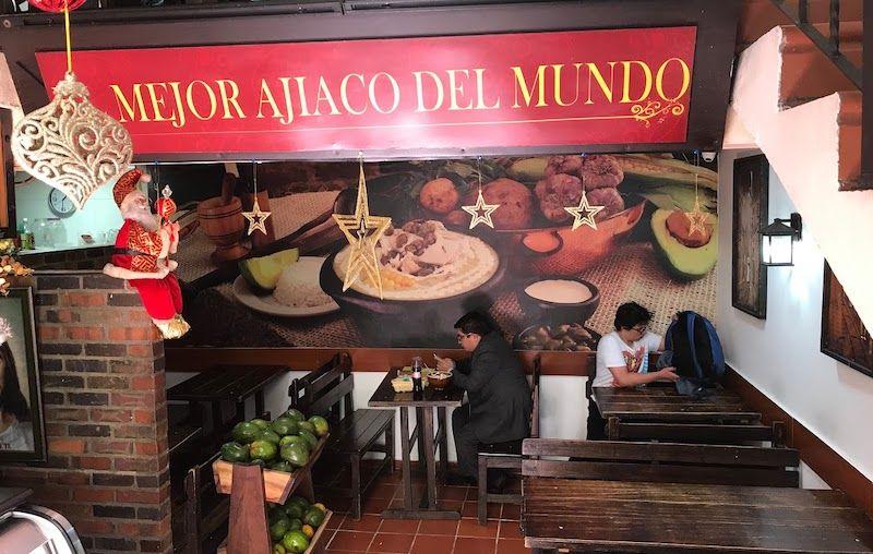 Restaurant El Secreto Del Amor Bogota