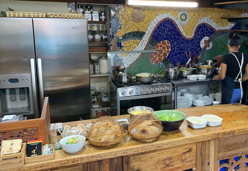 Restaurant Quinua Y Amaranto Bogota