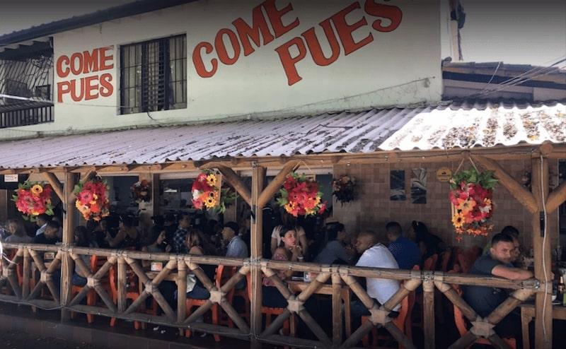 Restaurant Come Pues Medellin