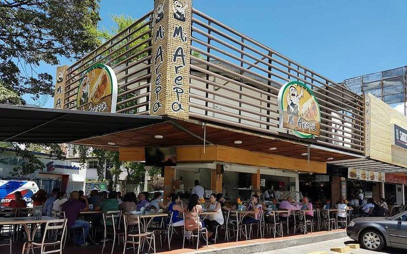 Restaurant Mi Arepa Medellin