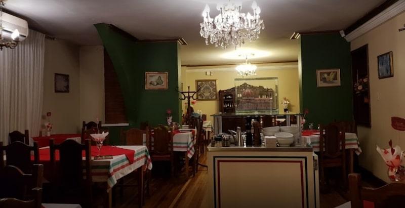 Restaurant Palazzetto D Italia Medellin