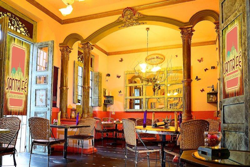 Restaurante Santa Fe Bogota