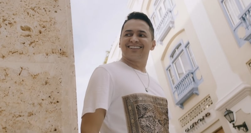 Jorge Celedon Chanteur Colombien