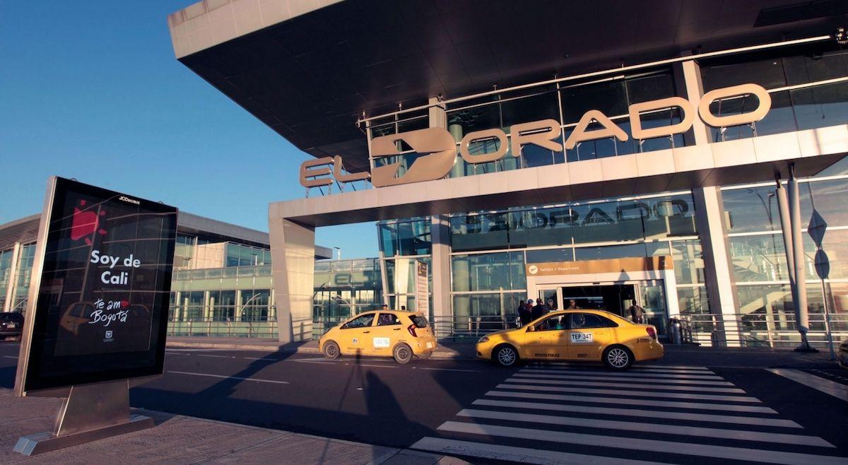 Aeroport El Dorado Bogota