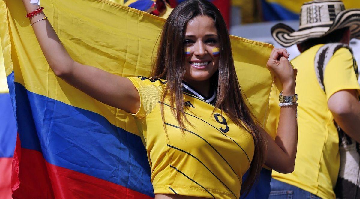 Femme Colombienne Caracteristiques