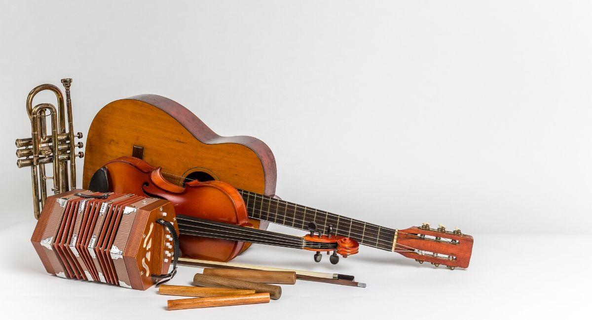 Instruments Musique Colombie
