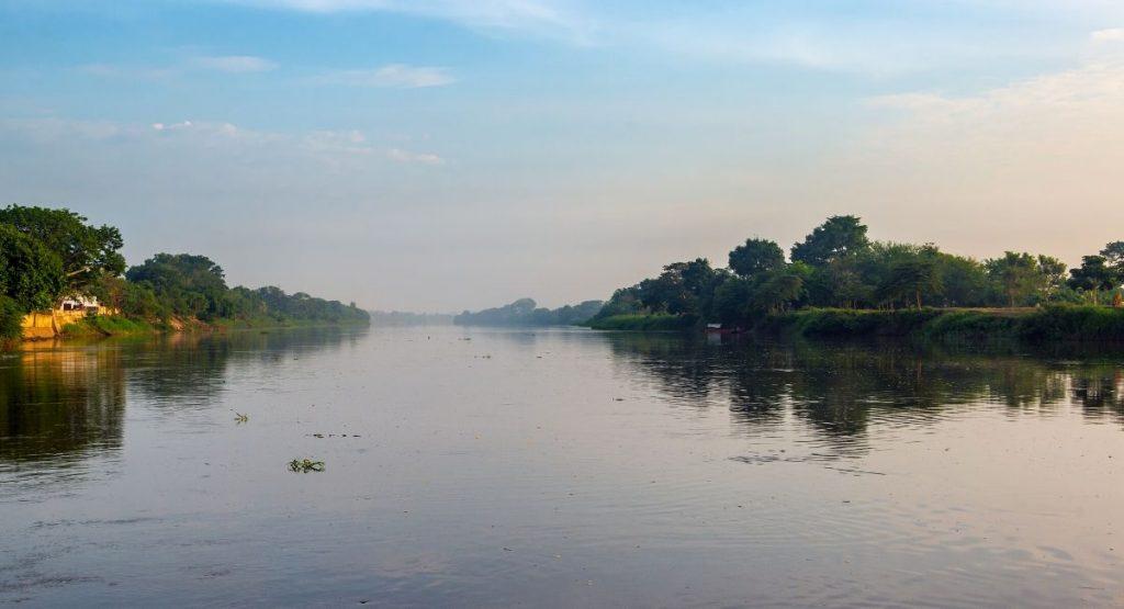 Rio Magdalena Colombie