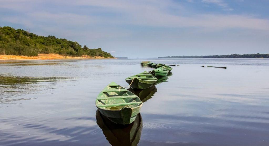 Rio Negro Colombie