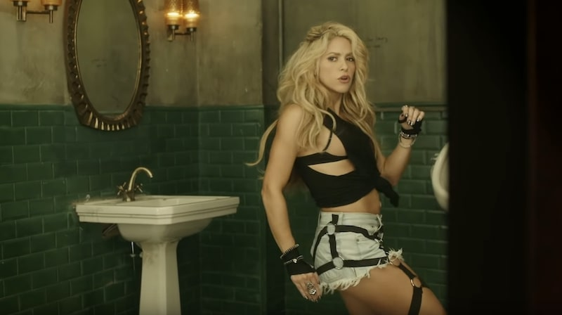 Shakira Chanteuse Colombienne