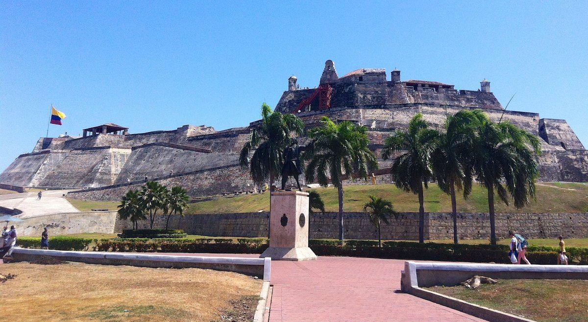 Visiter Castillo San Felipe Carthagene