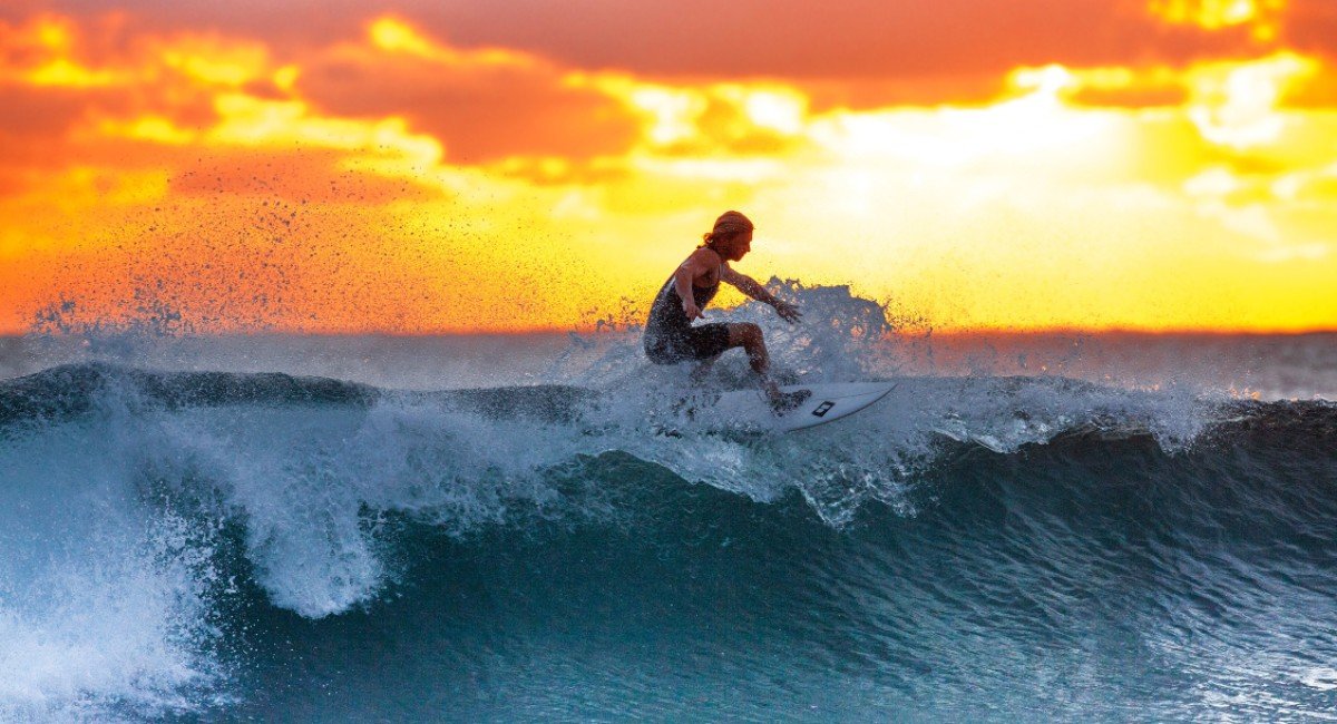 Le Surf En Colombie