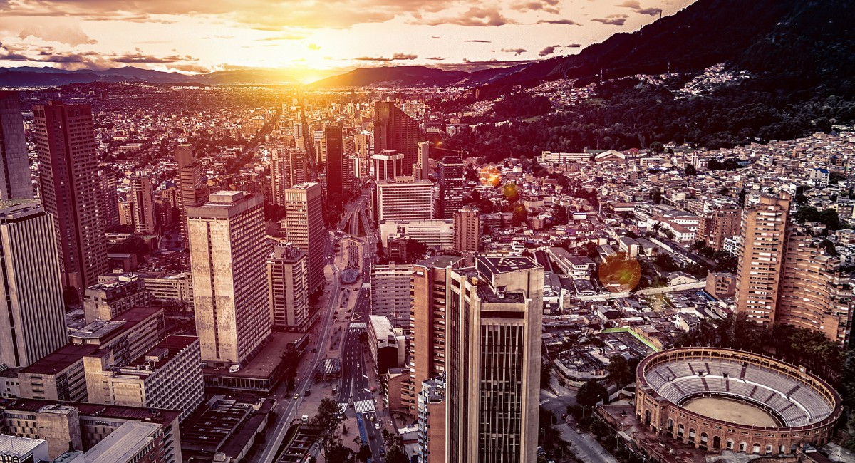 Les Origines De Bogotá